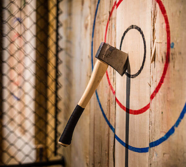Book Your Axe Throwing Reservation: Ferndale or Clinton Township | Detroit Axe - DetAxe_East_0041