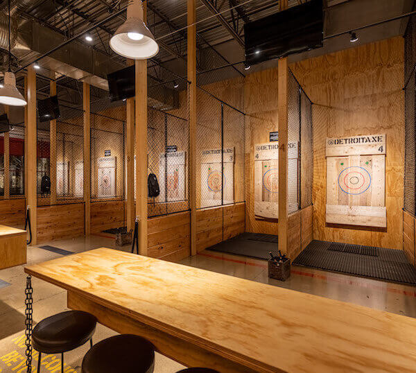 Walk-Ins - Detroit Axe Throwing: Ferndale or Partridge Creek Mall - DetAxe_East_0104
